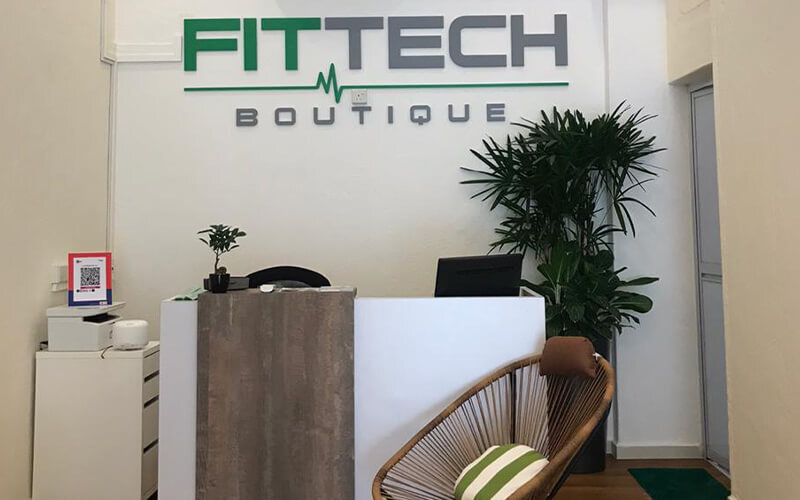 FitTech Boutique featured image.