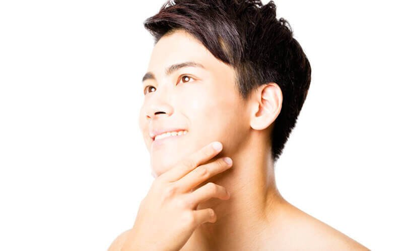 2-Visit Men's Anti-Acne Facial for 1 Person