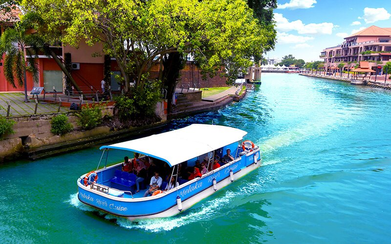 Entrance Ticket to Melaka River Cruise for 1 Adult (MyKad Holder)