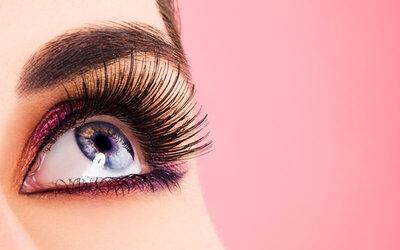 Manicure + Gel Polish + Volume Eyelash