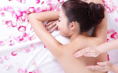 Body and Scalp Massage for 1 Person