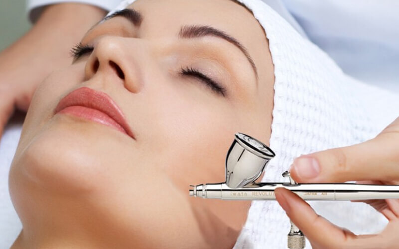Facial Oxygen Infusion + Collagen Face Mask