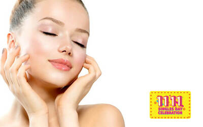 [11.11] 1-Hour Revitalising Facial for 1 Person