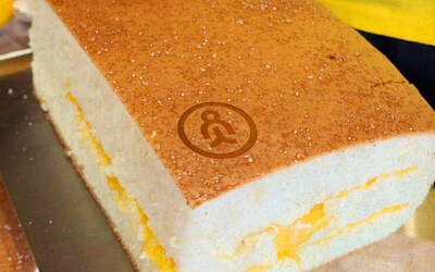 $10 Cash Voucher for Taiwanese Traditional Sponge Cake