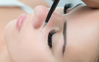 Eyelash Extension Russian