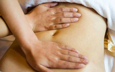 1-Hour Ultimate Moxa Ovary Massage for 1 Person