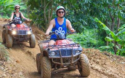 Phuket: 1-Hour All-Terrain Vehicle (ATV) Ride with Return Hotel Transfer for 1 Person