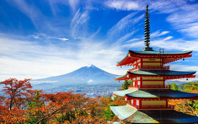 Japan: 6D5N Delight Ground Japan Package Tour + Hotel Stays for 1 Person