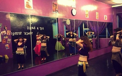 1-Month Access to Dance Studio for 2 People