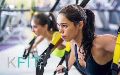 1-Month KFIT Fitness Pass for 1 Person