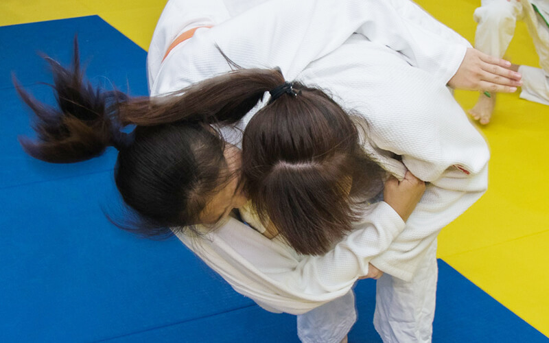 1.5-Hour Woman's Judo Class for 2 Adult (2 Sessions)