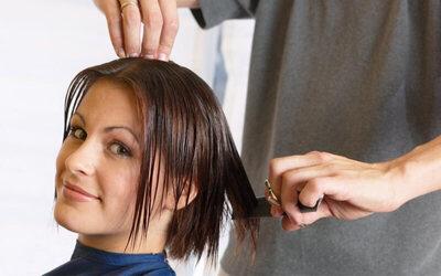 Hair Cut  Blow Natural