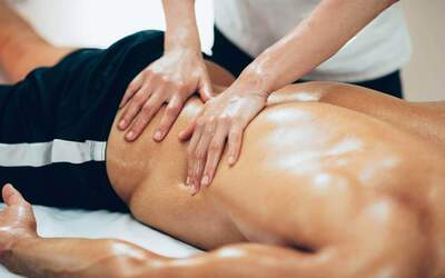 1-Hour Physiotherapy with Soft Tissue Manipulation Massage for 1 Person (2 Sessions)