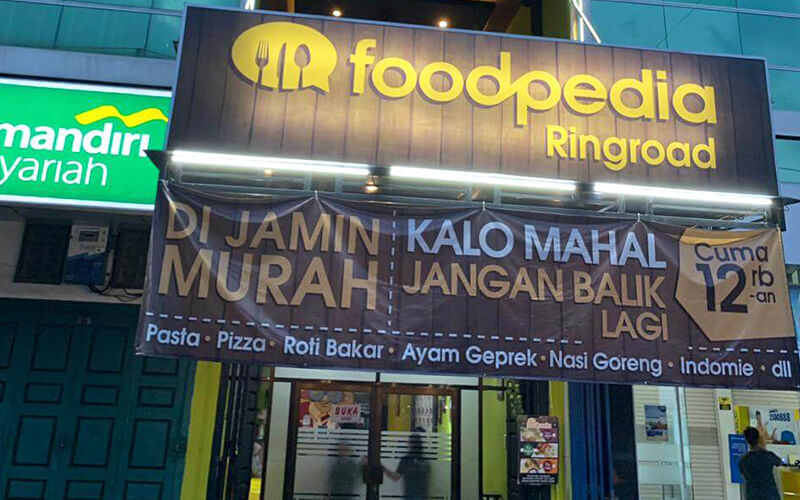 Foodpedia Ringroad featured image.