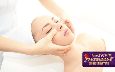 2-Hour Intensive Lifting Facial for 1 Person