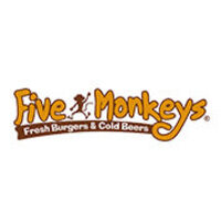 Five Monkey Burger featured image