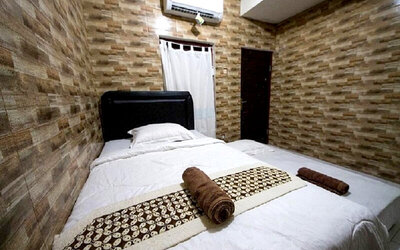 Nusa Dua: 2D1N Single Style Room 2 Persons (Room Only)