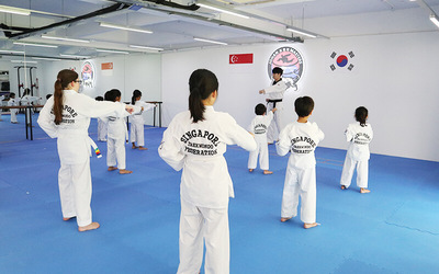 Taekwondo Classes for 1 Person (4 Sessions)
