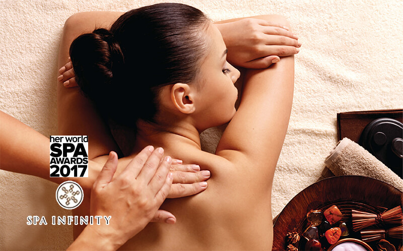 1-Hour Spa Massage Retreat + 1-Hour Access to Jacuzzi Facilities and Light Refreshments for 1 Person