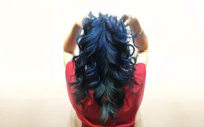Hair Chemical Service with Treatment and Senior Stylist Hair Cut for 1 Person