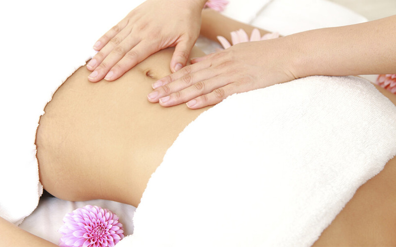 75-Minute Ovary Massage for 1 Person