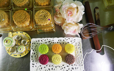 [Flash] Snowskin Mooncake Baking Class for 1 Person