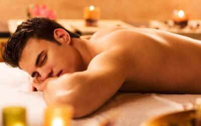 60-Minute Men's Malay Traditional Massage for 1 Person