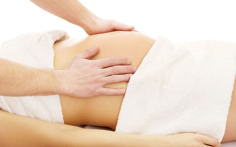 90-Min Post-Natal Massage with Full Body Wrap for 1 Person