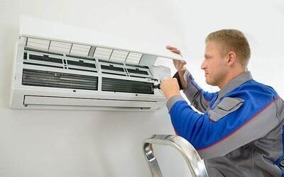 Air-Conditioner Installation below 1HP - 1.5HP for 1 Unit
