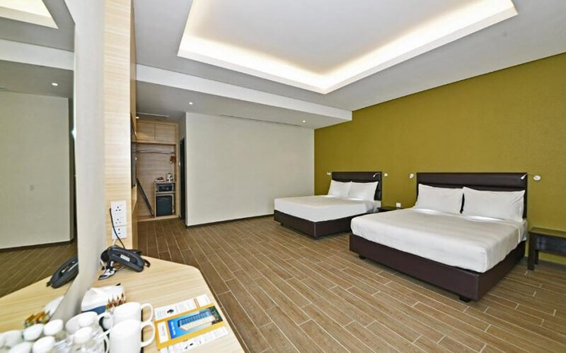 Ipoh: 2D1N Stay in Deluxe Quad + Breakfast for 4 Adults