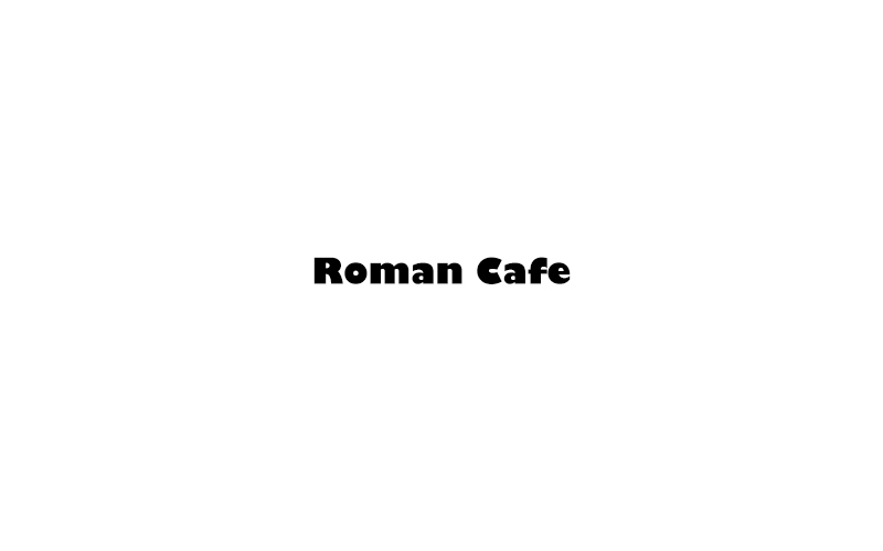 Roman Cafe featured image.