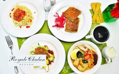 Royale Chulan Penang: Sunday Hi-Tea Buffet for 1 Person