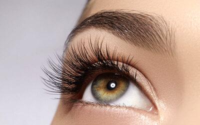 3D Eyelash + Gratis Masker Bibir dan Lash Brush
