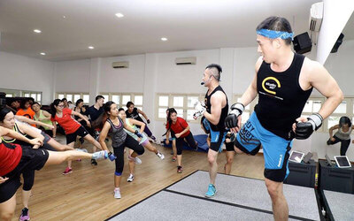 Four (4) LESMILLS / Spinning / Yoga / Pilates / Dance / Cardio Classes for 1 Person