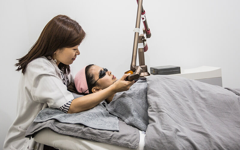 Grand Opening Promotion: 1-Hour Luminous Laser Treatment for 2 People