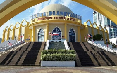 Admission to Melaka Planetarium Adventure Science Centre for 1 Adult (Aged 18 and Above)
