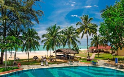 Cherating: 2D1N Stay in Deluxe Room with Breakfast for 2 People