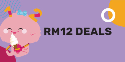 [Favemous] RM12 for These Deals