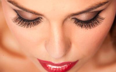 Double Volume Eyelash Extension