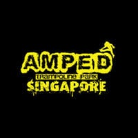 AMPED Trampoline Park Singapore featured image