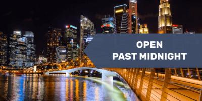 Open Past Midnight