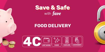 #SaveAndSafe Food Delivery