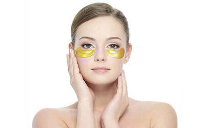2x Eye Gold RF Treatment + 2x Eye Mask + 1 Produk Sumia Eye Gel