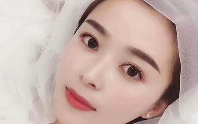 500-Piece 6D Korean Eyelash Extensions for 1 Person