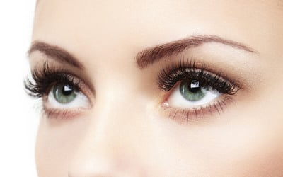 Russian 6D Eyelashes Extension + 1x Free Retouch