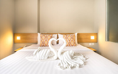 Jakarta: 2D1N in Superior Room (Room Only - Weekdays)