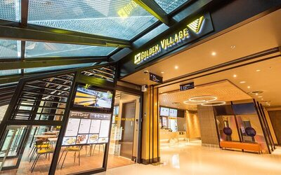 One (1) Golden Village Movie e-Voucher (All-Day)