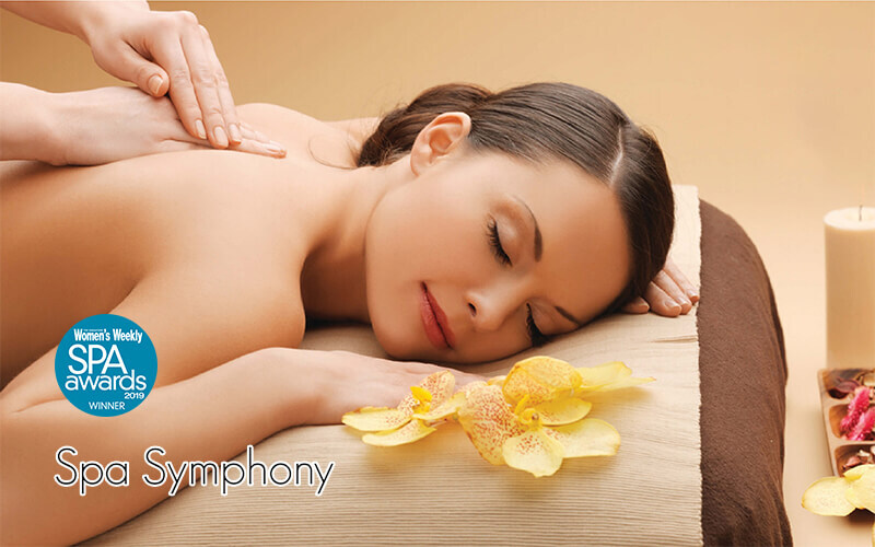 2.5-Hour Couple Spa Indulgence with Facial, Massage, and Back Scrub for 2 People