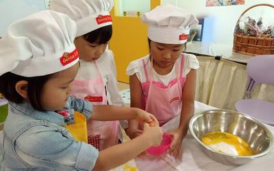 2-Hour Baking Workshop for 1 Child and 1 Adult