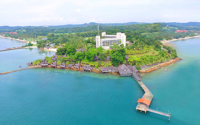 Batam: 2D1N Stay in Batam View Beach Resort with Return Ferry Transfer for 1 Person